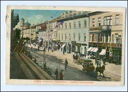 U4790/ Lublin Krakauerstraße  AK Polen 1916 - Polen