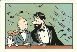 ( BANDE DESSINEE )( TINTIN )( LES SEPTS BOULES DE CRISTAL ) - Comics