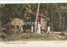 Trinidad  Country Hut    T182 - Trinidad