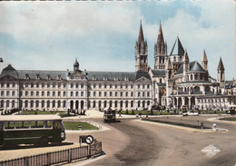 CAEN : Place De La Mairie Années 50 - Caen
