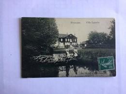 HERSEAUX 1911   VILLA LACROIX - Mouscron - Moeskroen