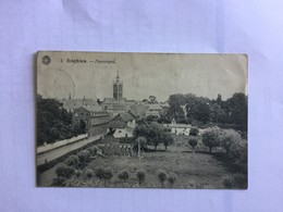 ENGHIEN PANORAMA 1922   EDITION ASSEZ RARE - Enghien - Edingen