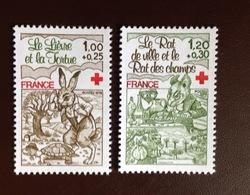 France 1978 Red Cross MNH - France