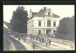 AK Judenburg, Max Helff Judenburg 1903 - Non Classés