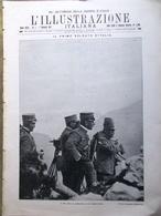 L'Illustrazione Italiana 7 Gennaio 1917 WW1 Carso Romania Tonale Pomilio Flotta - Guerra 1914-18