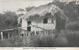 Trinidad   Benidictine Beginnings  T188 - Trinidad