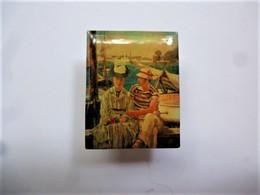 PINS  ARGENTEUIL De MANET Édouard / éditions Atlas  Art Peinture Tableau / 33NAT - Celebrities