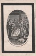 Bernardus Josephus Claus-steendorp 1835-1866 - Devotion Images