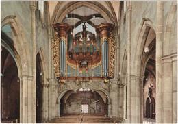 Tholey / Saar - Abtei Kirche - & Orgel, Organ, Orgue - Allemagne