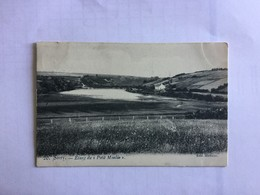 SIVRY 1912  ETANG DU PETIT MOULIN - Sivry-Rance