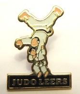 PIN S JUDO LEERS - Judo