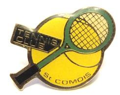 PIN S TENNIS CLUB SAINT COME D OLT - Tennis