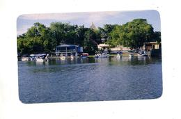Carte Lac De Catemaco Cachet  Sur Eglise - México