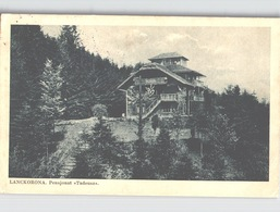 LANCKORONA Pensjonat Tadeusz 1932 - Polen