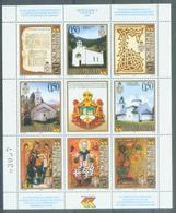 BHRS 1999-127-34 RELIGIE, BOSNA AND HERZEGOVINA R.SRBSKA, MS, MNH - Bosnien-Herzegowina