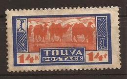 RUSSIE - TOUVA - N° 22 - NEUF XX MNH - Tuva