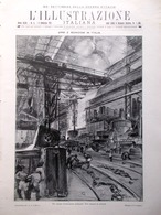 L'Illustrazione Italiana 4 Febbraio 1917 WW1 Sanremo Trentino Prestito Scialoja - Guerra 1914-18