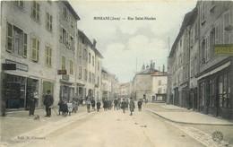 MOIRANS-rue Saint Nicolas - Autres Communes