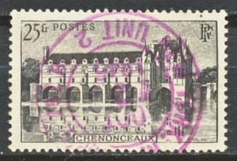 TIMBRE - FRANCE - 1944 - Nr  611 - NEUF // 611 US Oblitere - France