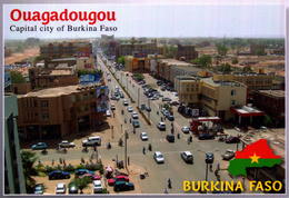 BURKINA FASO, OUAGADOUGOU, PARCIAL VIEW  [9838] - Burkina Faso