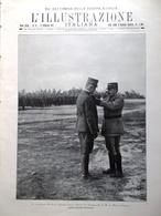 L'Illustrazione Italiana 11 Febbraio 1917 WW1 Wilson Nivelle Gaulois D'Annunzio - Guerra 1914-18