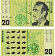 Hutt River  20 Cents - Australië