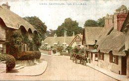 SHANKLIN THE VILLAGE - Angleterre
