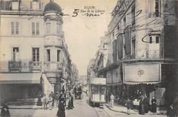 CPA 21 DIJON LA RUE DE LA LIBERTE - Dijon