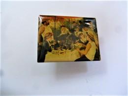 PINS Auguste Renoir Le Déjeuner Des Canotiers / éditions Atlas  Art Peinture Tableau / 33NAT - Celebrities