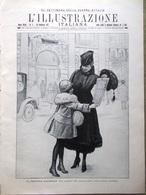 L'Illustrazione Italiana 18 Febbraio 1917 WW1 Raemaekers Gorizia Prestito Cadore - Guerra 1914-18