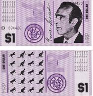 Hutt River  1 Dollar - Australië