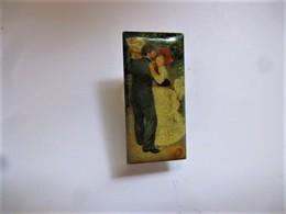 PINS Auguste Renoir Danse à La Campagne / éditions Atlas  Art Peinture Tableau / 33NAT - Celebrities