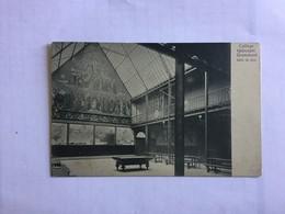 GERAARDSBERGEN  1913  COLLEGE EPISCOPAL GRAMMONT  SALLE DE JEUX - Geraardsbergen