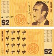 Hutt River  2 Dollars - Australië