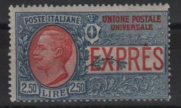 1862 Cifra In Rilievo 2 C. MLH - 1900-44 Vittorio Emanuele III