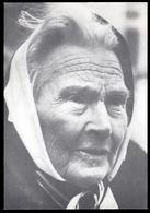 Ricordo Morte: Donna Rachele Guidi In Mussolini - Personaggi