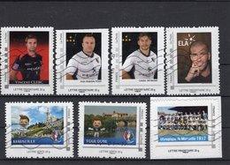Lot De 7 Collectors Sur Le Sport. - France