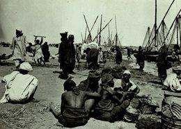 AFRIQUE AFRICA  13*10CM Fonds Victor FORBIN 1864-1947 - Fotos