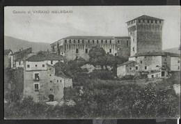 CASTELLO DI VARANO MELEGARI (PR) - FORMATO PICCOLO - 17.07.1933 - ANNULLO FRAZIONARIO DC 44-96 - Castelli