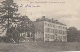 VILLERS-SAINT-AMAND (ATH) - La Château Et Le Patronage ; N° 4961 - Ath
