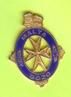 Pin's Malta Gozo  - 9G07 - Badges