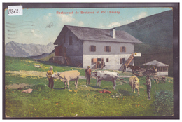 DISTRICT D'AIGLE - RESTAURANT DE BRETAYE - TB - VD Vaud