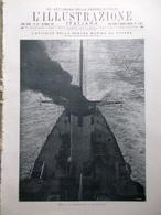 L'Illustrazione Italiana 18 Marzo 1917 WW1 Musco Rochester Bagdad Zeppelin Fiat - Guerra 1914-18