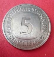 ALLEMAGNE 5 DEUTSCHE MARK   1979 F  N 218D - 5 Mark