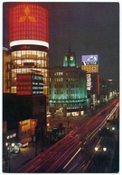 JAPAN : TOKYO - GINZA AT NIGHT (10 X 15cms Approx.) - Tokio