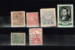 Lot à Identifier - Stamps