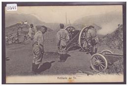 DISTRICT D'AIGLE - RIONDAZ - ARMEE SUISSE - MILITAIRE - TB - VD Vaud