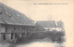 18 - HENRICHEMONT ( Industrie Usine ) : Une Tannerie - CPA - Cher ( Berry ) - Henrichemont
