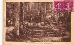 CHAHAIGNES : Source De L'hermitiere - Tres Bon Etat - France