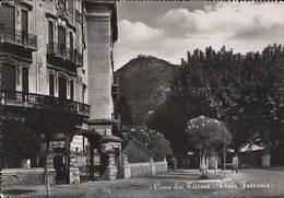 Cava Dei Tirreni Viale Ferrovia Salerno 1954 - Cava De' Tirreni